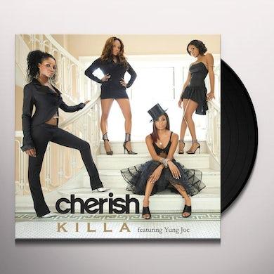 Cherish KILLA Vinyl Record