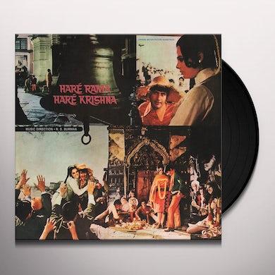 R.D. Burman HARE RAMA HARE KRISHNA - Original Soundtrack Vinyl Record
