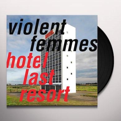 HOTEL LAST RESORT Vinyl Record