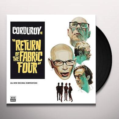 RETURN OF THE FABRIC FOUR Vinyl Record
