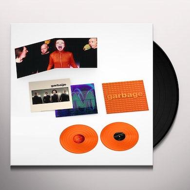 Garbage VERSION 2.0: 20TH ANNIVERSARY EDITION Vinyl Record