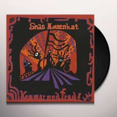 Spids Nogenhat KOMMER MED FRED Vinyl Record