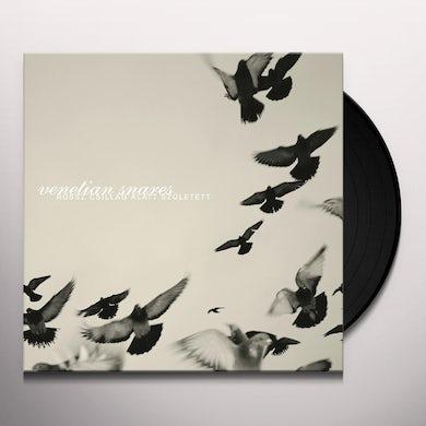 Venetian Snares ROSSZ CSILLAG ALLAT SZULETETT Vinyl Record