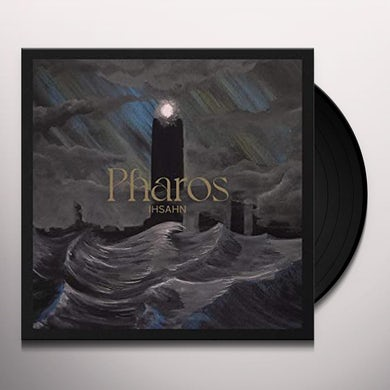 Pharos (LP) (Black/Aqua Swirl) Vinyl Record