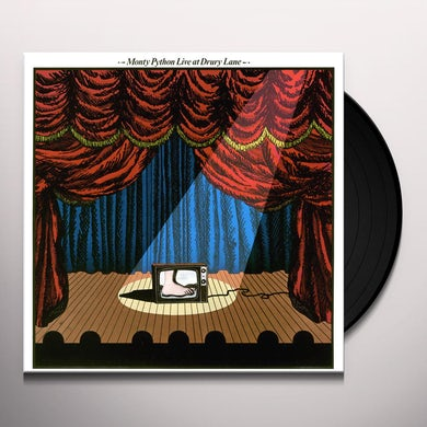 LIVE AT DRURY LANE Vinyl Record