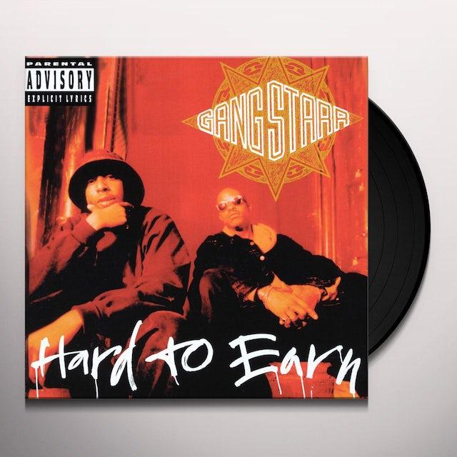 Gang Starr HARD TO EARN Vinyl Record