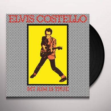Elvis Costello MY AIM IS TRUE Vinyl Record