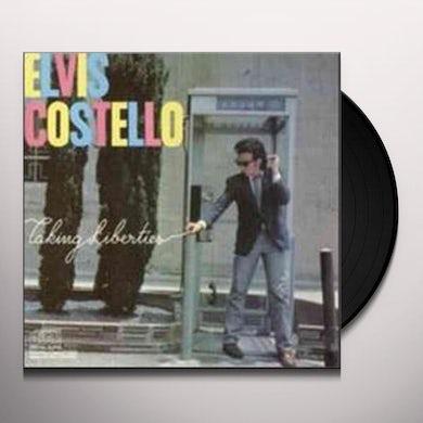 Elvis Costello TAKING LIBERTIES Vinyl Record