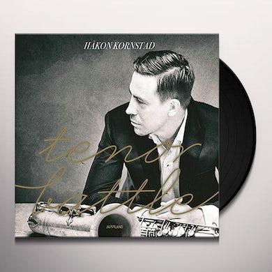 Hakon Kornstad TENOR BATTLE Vinyl Record - UK Release