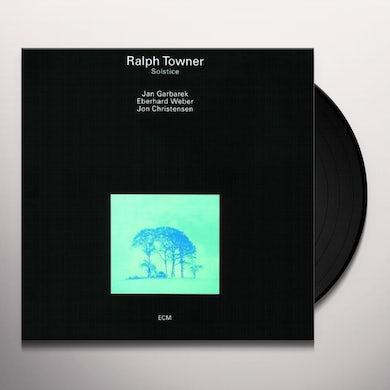 Ralph Towner SOLSTICE Vinyl Record
