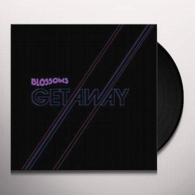 Blossoms GETAWAY Vinyl Record - 10 Inch Single, UK Release