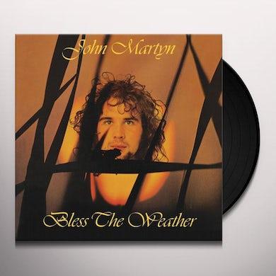 John Martyn BLESS THE WEATHER Vinyl Record