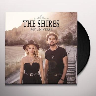 SHIRES MY UNIVERSE Vinyl Record