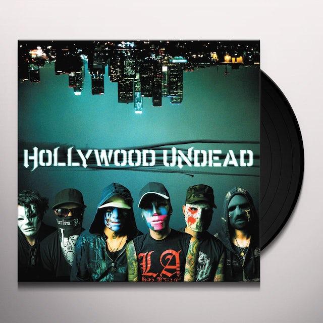 Hollywood Undead SWAN SONGS Vinyl Record