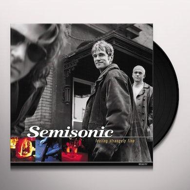 Semisonic FEELING STRANGELY FINE (20TH ANNIVERSARY EDITION) - Limited Edition 180 gram Double Vinyl Record
