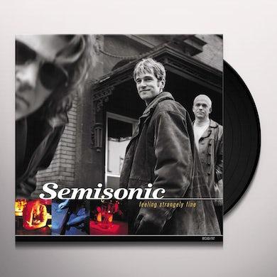 Semisonic Feeling Strangely Fine Vinyl Record