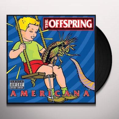 The Offspring AMERICANA Vinyl Record