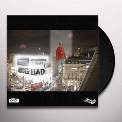 Giggs BIG BAD Vinyl Record