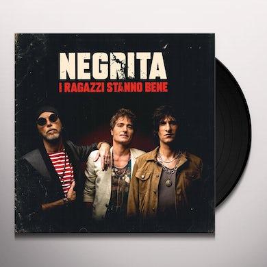 Negrita I RAGAZZI STANNO BENE Vinyl Record
