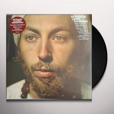 POUR DOWN LIKE SILVER Vinyl Record