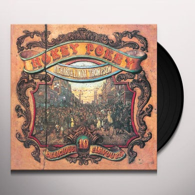 HOKEY POKEY Vinyl Record