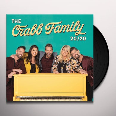 Crabb Family 20/20 Vinyl Record