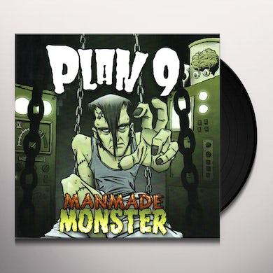 Plan 9 MANMADE MONSTERS Vinyl Record