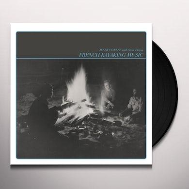 Jenny Conlee / Steve Drizos FRENCH KAYAKING MUSIC Vinyl Record