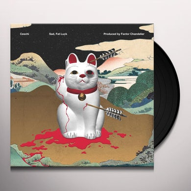 Ceschi SAD FAT LUCK Vinyl Record