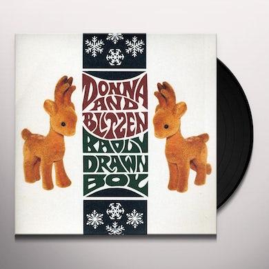 Badly Drawn Boy DONNA & BLITZEN Vinyl Record