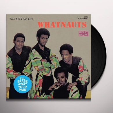BEST OF THE WHATNAUTS Vinyl Record