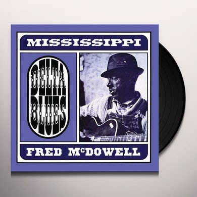 Fred Mcdowell DELTA BLUES Vinyl Record