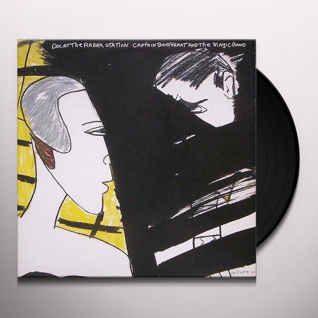Captain Beefheart & His Magic Band DOC AT THE RADAR STATION Vinyl Record - 180 Gram Pressing