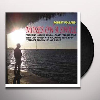 Robert Pollard MOSES ON A SNAIL Vinyl Record