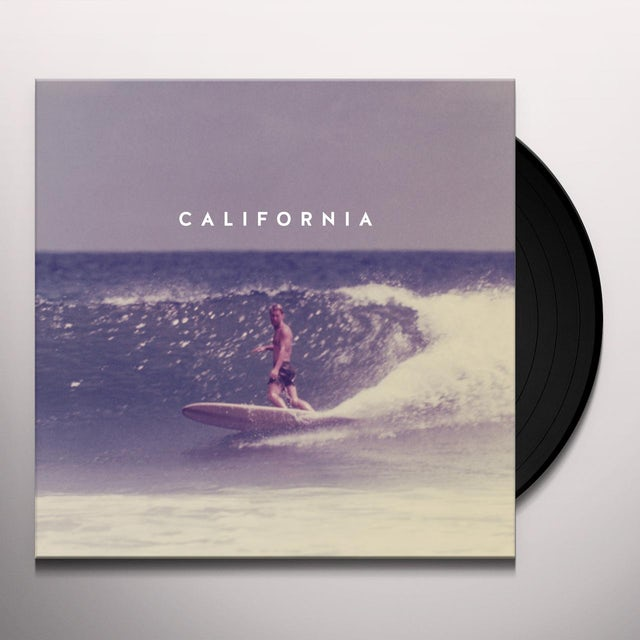 California Vinyl Record