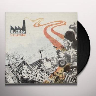 Buck 65 SITUATION Vinyl Record