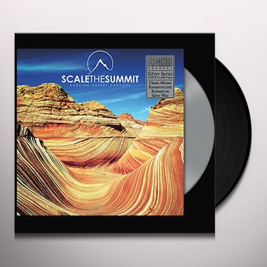 Scale The Summit CARVING DESERT CANYONS - SILVER SERIES Vinyl Record