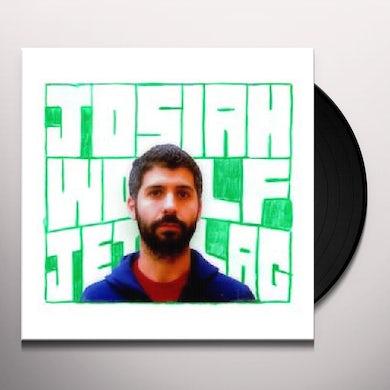 Josiah Wolf JET LAG Vinyl Record