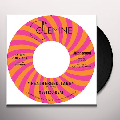 FEATHERBED LANE / HANDCUFFED TO THE SHOVEL Vinyl Record