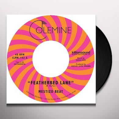 Mestizo Beat FEATHERBED LANE / HANDCUFFED TO THE SHOVEL Vinyl Record