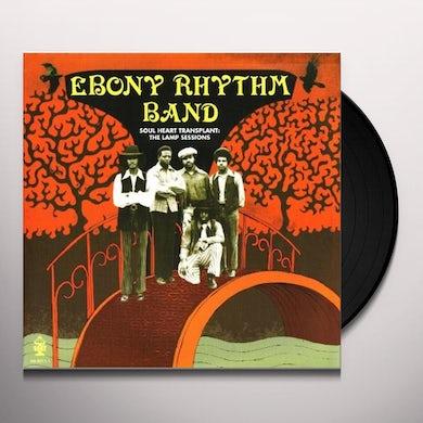 Ebony Rhythm Band SOUL HEART TRANSPLANT Vinyl Record
