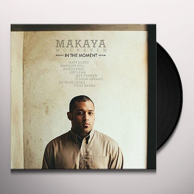 Makaya McCraven IN THE MOMENT E / F SIDES Vinyl Record