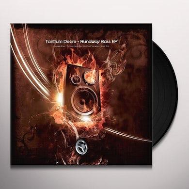 Tantrum Desire RUNAWAY BLUES/PUT YOUR HANDS UP Vinyl Record
