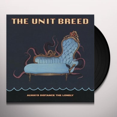 Unit Breed ALWAYS DISTANCE THE LONELY Vinyl Record