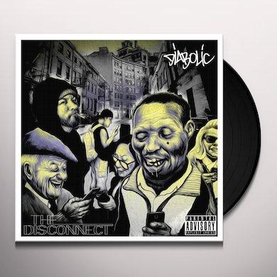 DIABOLIC THE DISCONNECT Vinyl Record