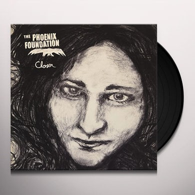 Phoenix Foundation CLOSER Vinyl Record