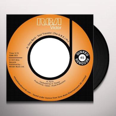 Gary Byrd SOUL TRAVELIN' Vinyl Record