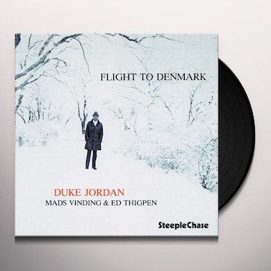 FLIGHT TO DENMARK Vinyl Record