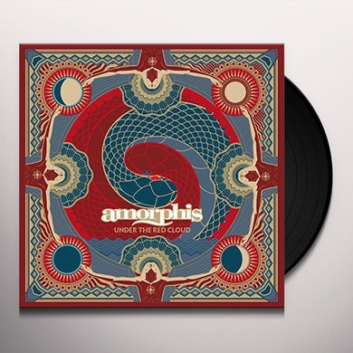 Amorphis UNDER THE RED CLOUD Vinyl Record