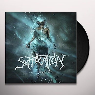 Suffocation OF THE DARK LIGHT Vinyl Record